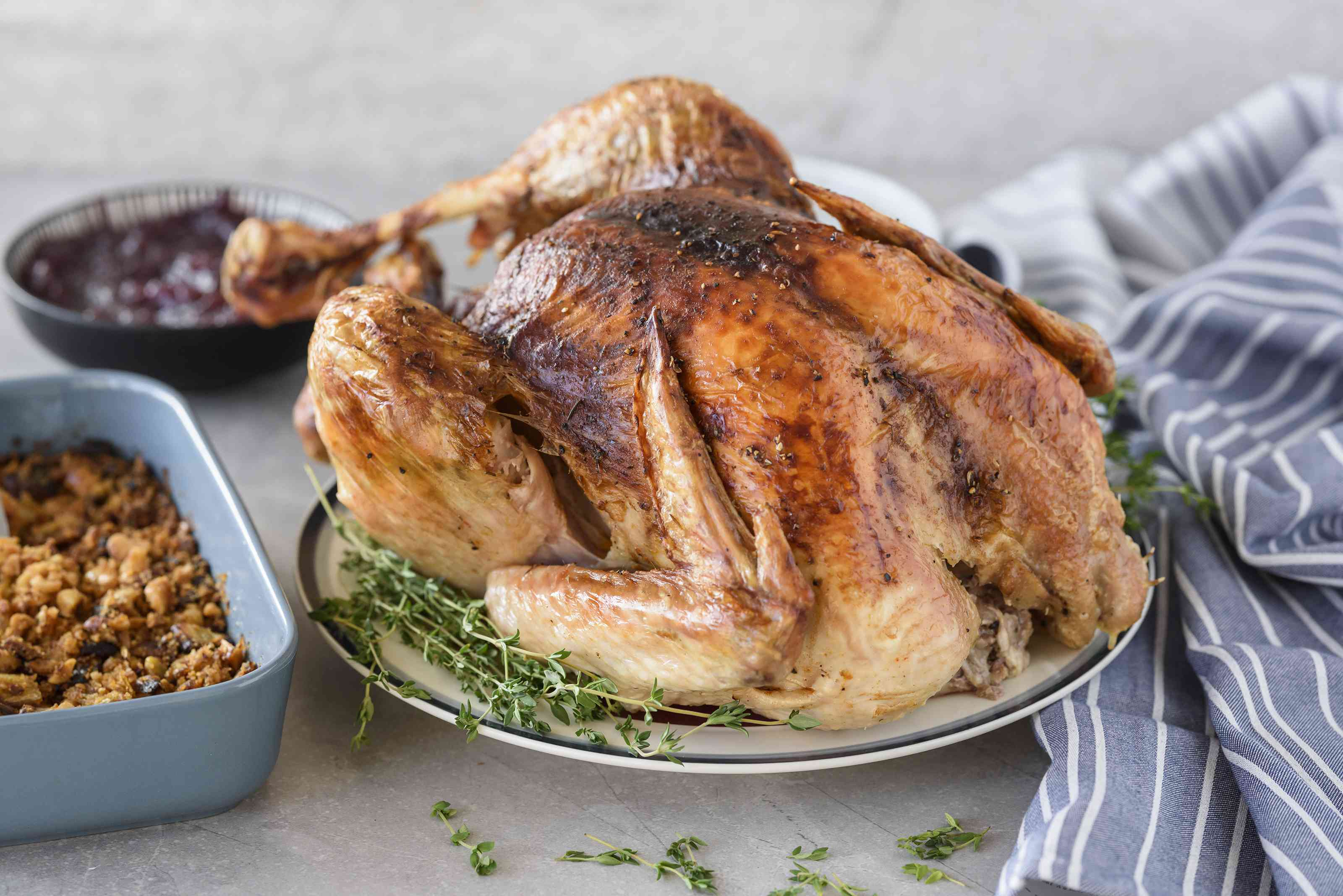 Cajun deep fried turkey marinade recipe