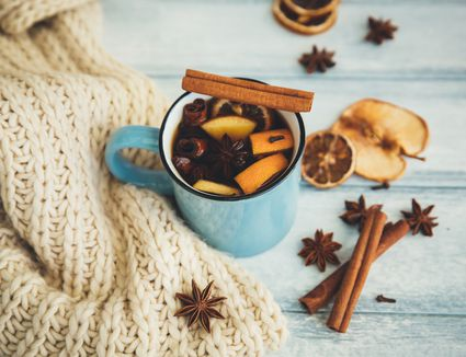 Mulled Wine Is a Great Comfort in Winter