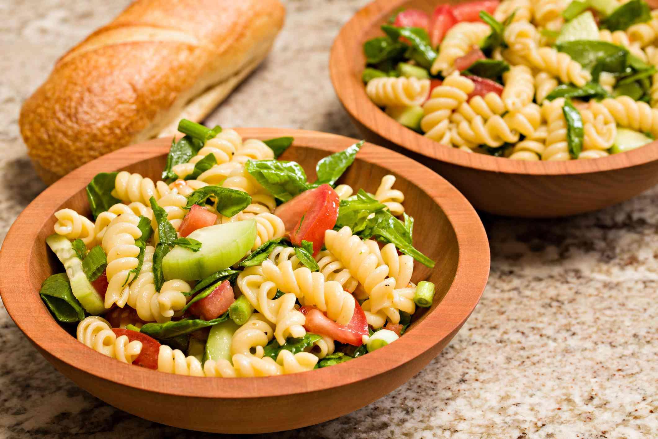 Garden Rotini Salad