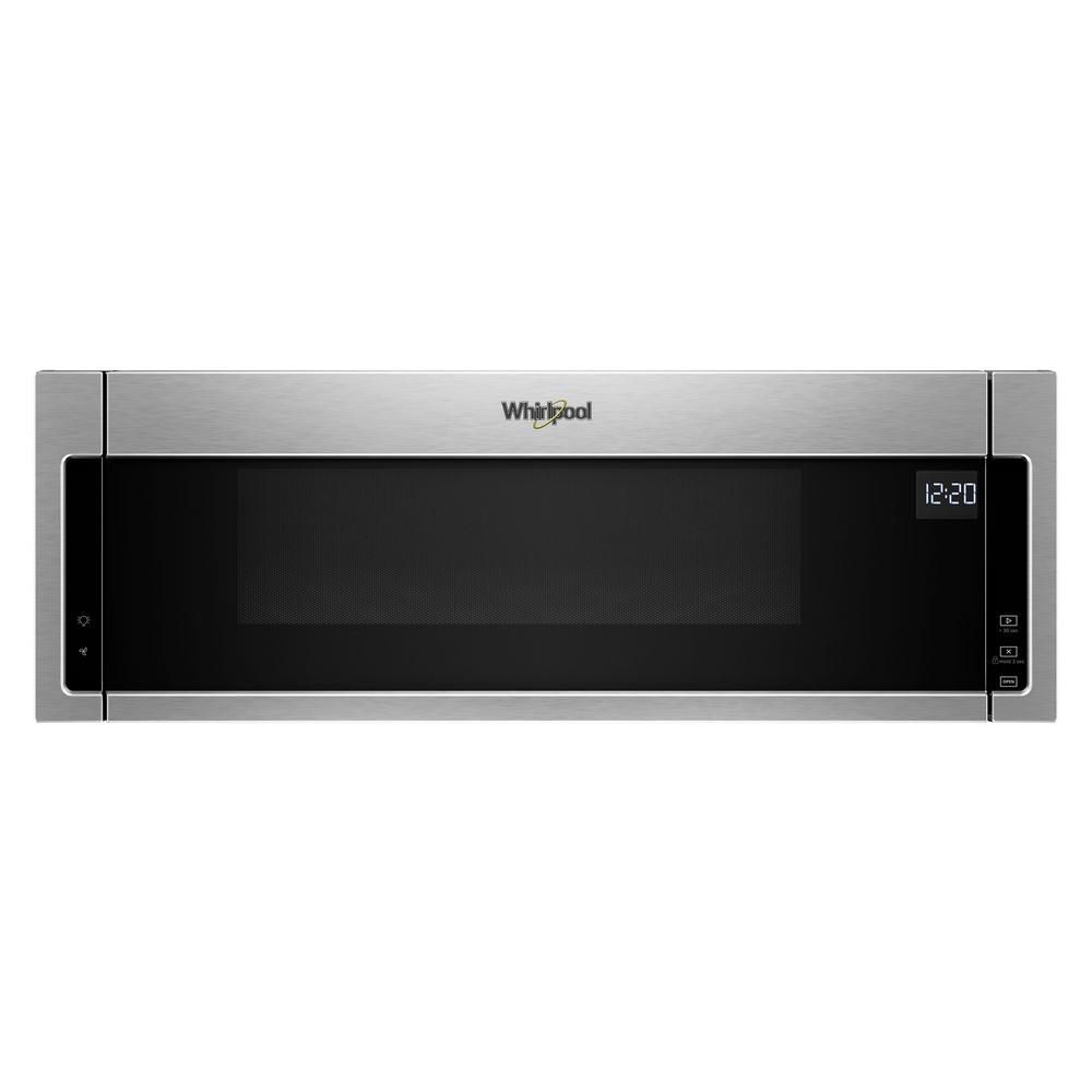 Whirlpool 1.1 cu. ft. Over the Range Low Profile Microwave