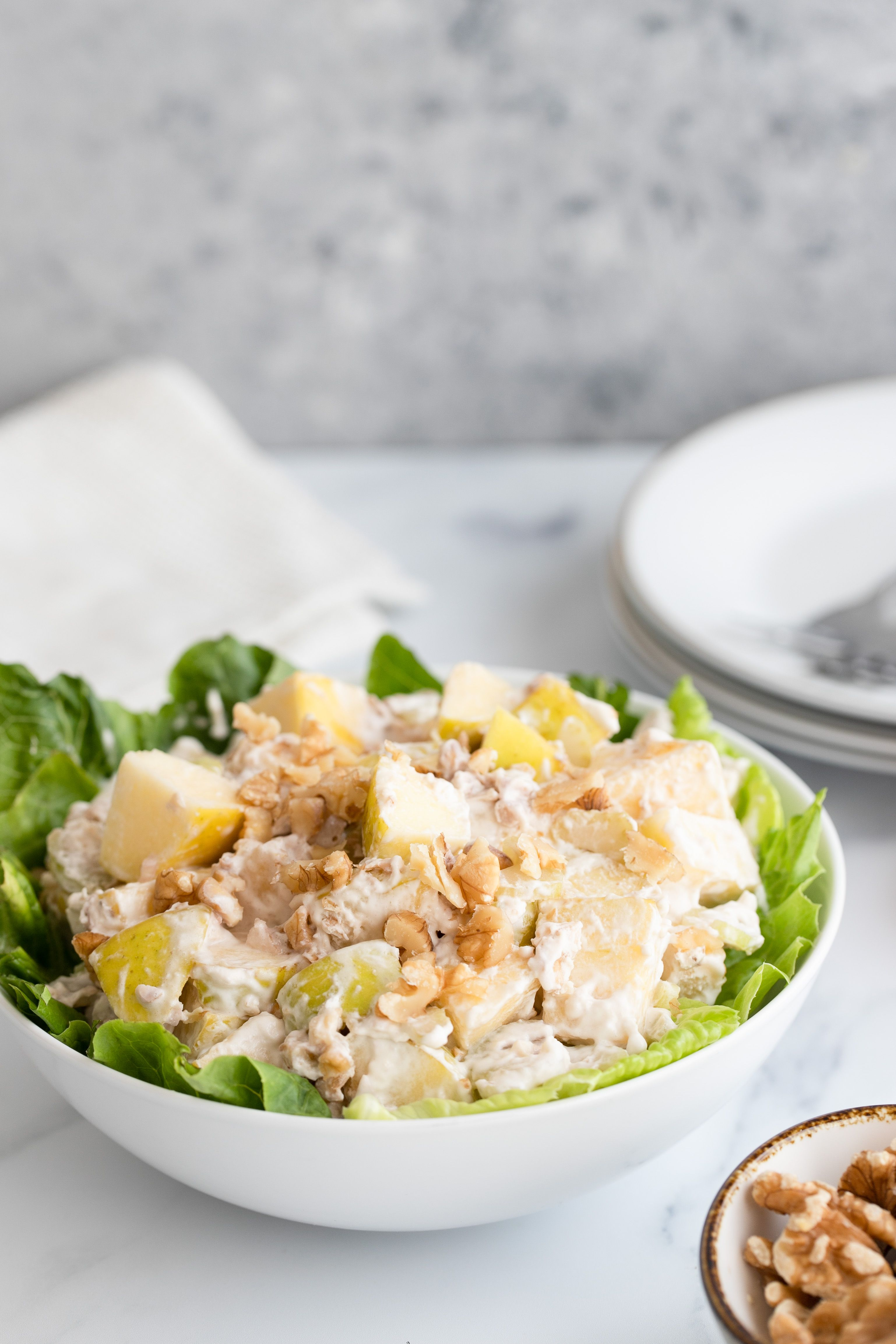Waldorf Salad Recipe Heavy Whipping Cream