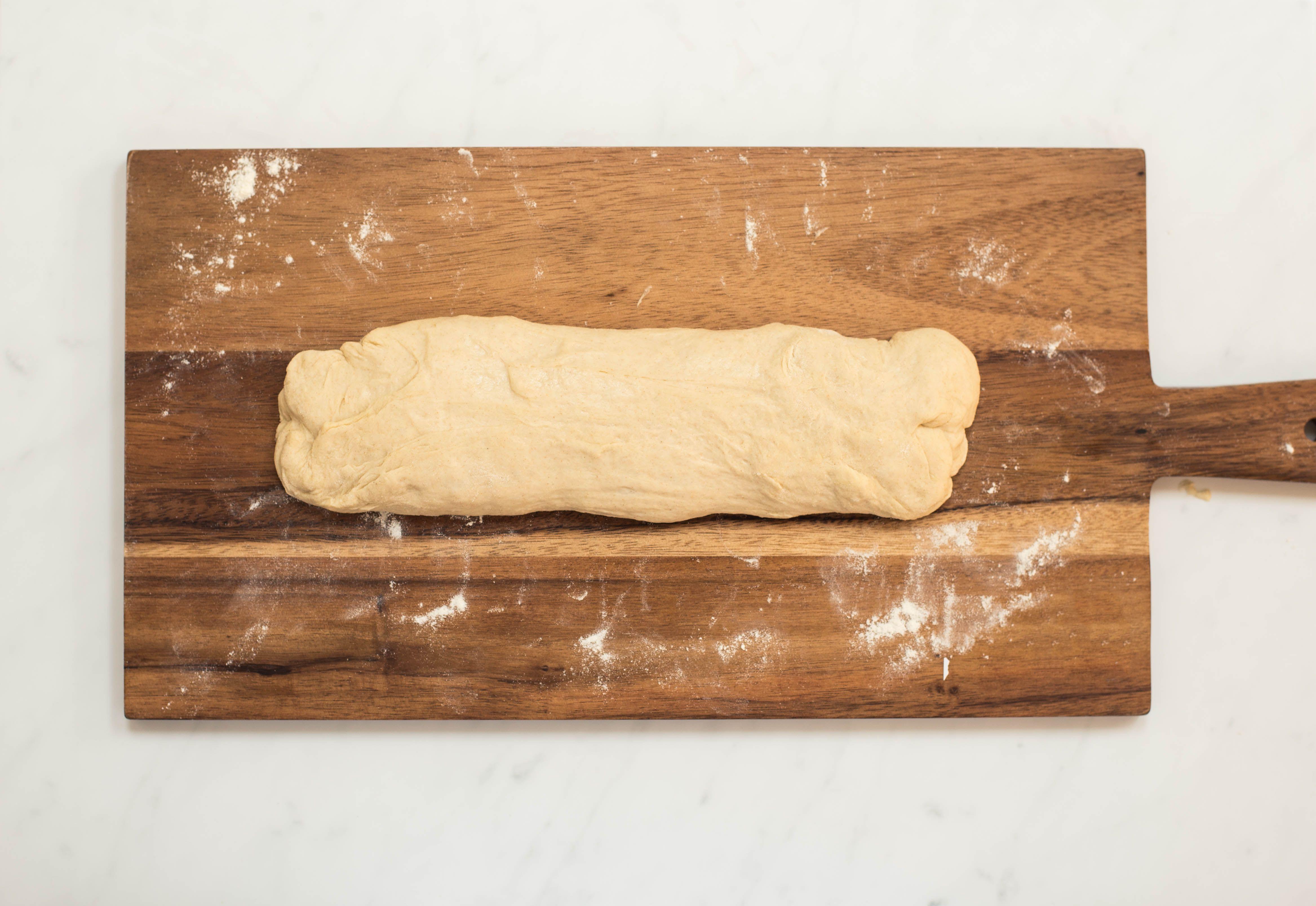Knead dough