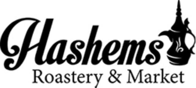 Hashems Roastery & Market logo