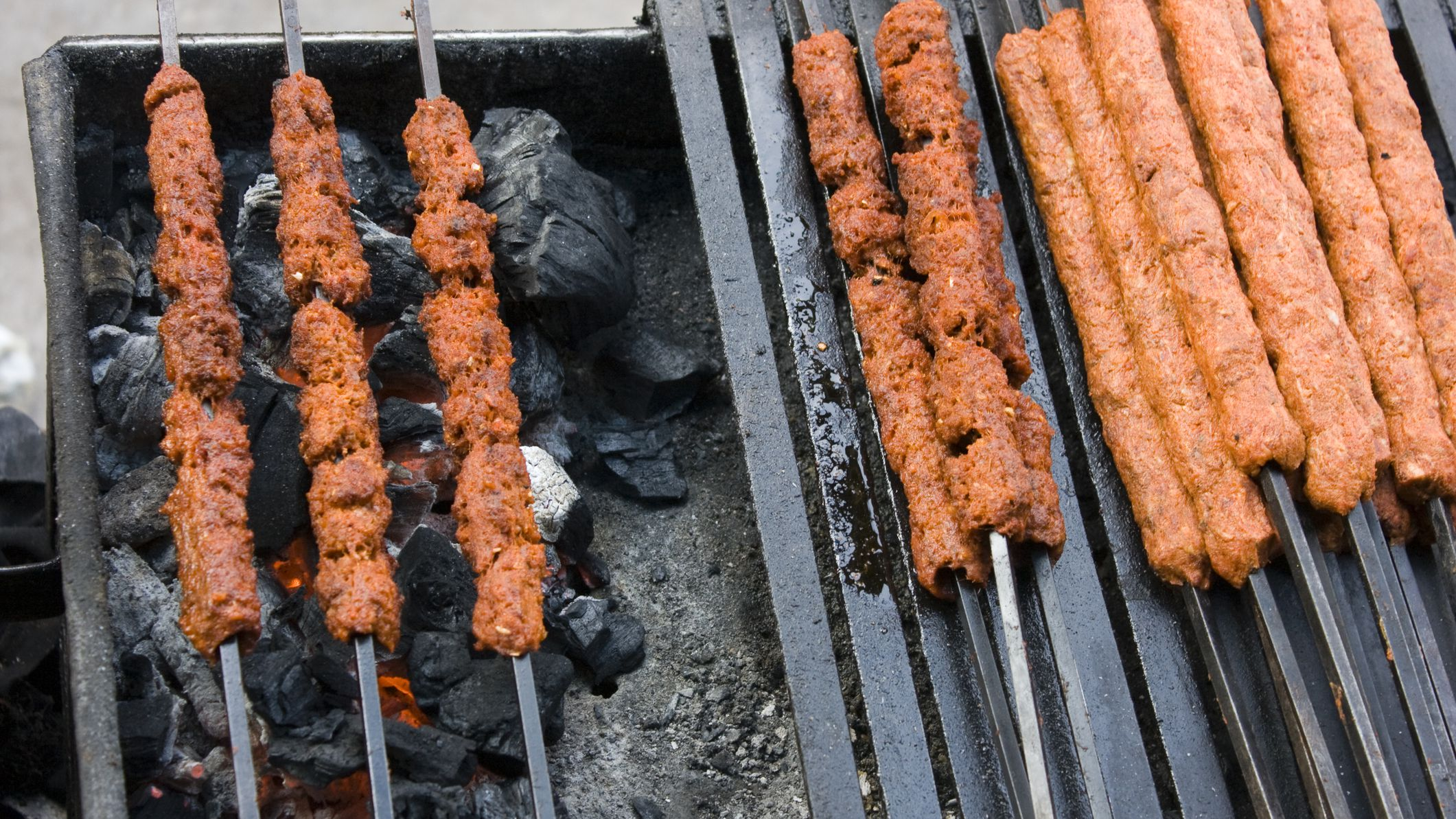 Indian Seekh Kabab Recipe