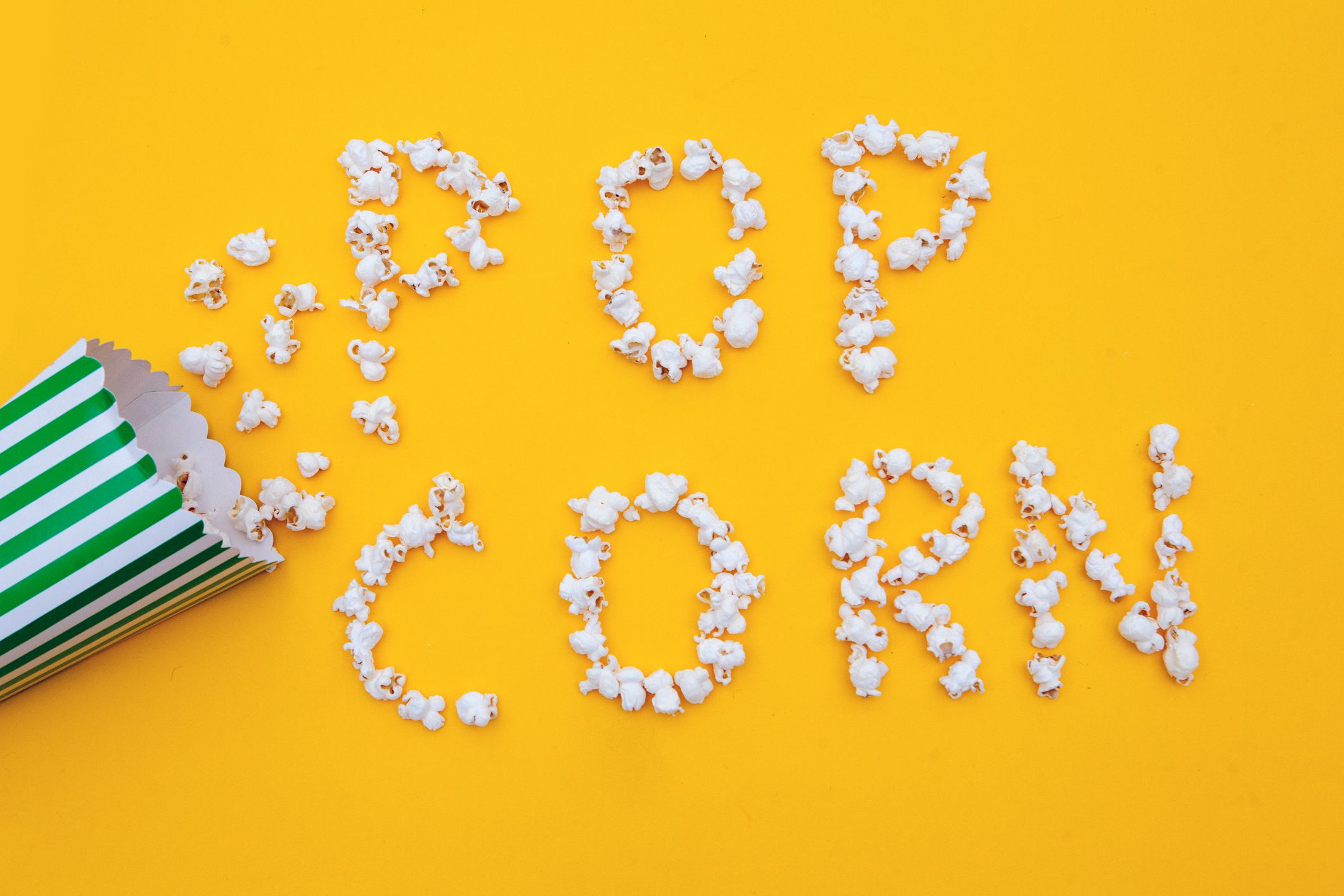Explore the History of Popcorn from Cave to Microwave
