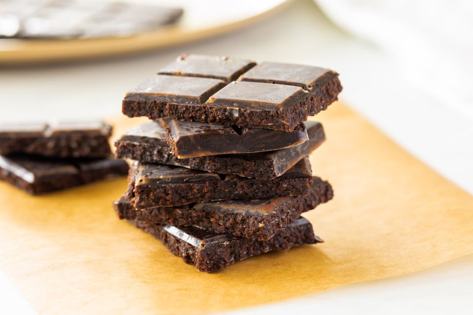 Raw vegan chocolate bar recipe
