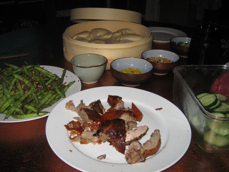 Peking Chicken