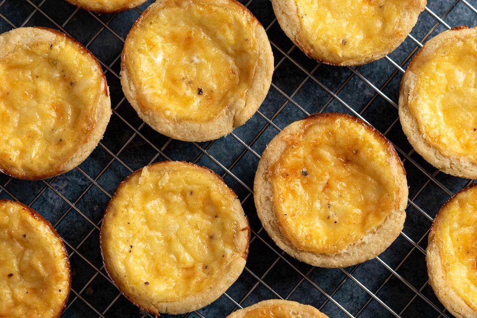 Guyanese Cheese Pie