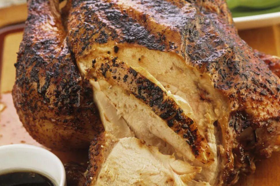 Roast Chicken With Five-Spice Powder