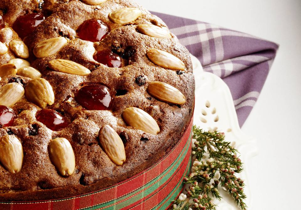 Traditional Dundee Cake Recipe