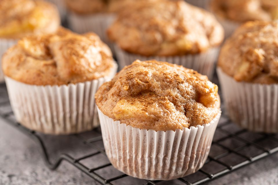 Easy Apple Muffins