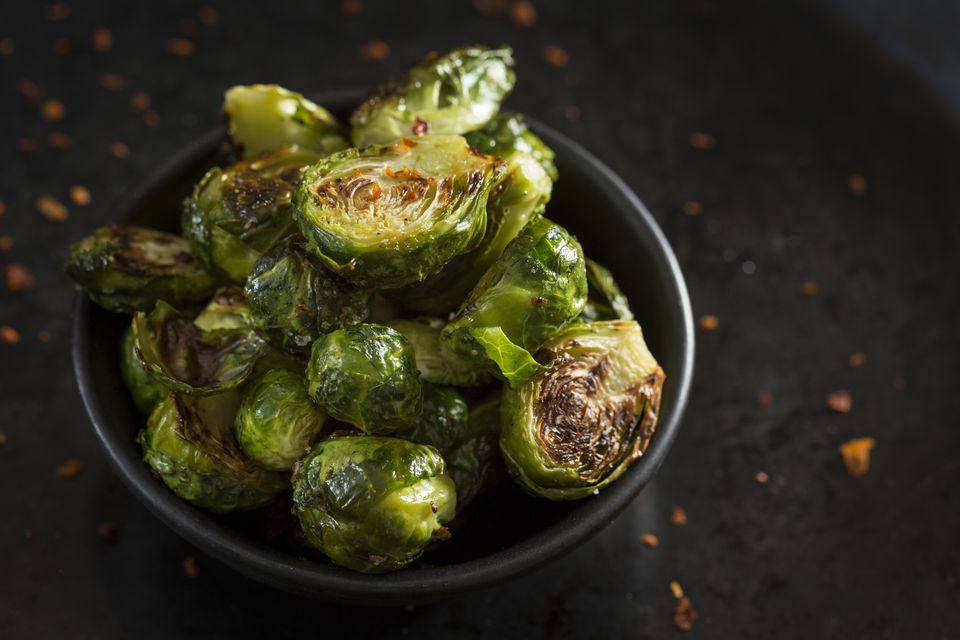 roasted-brussels-sprours