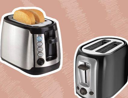 Bread Toaster Kitchen Appliance