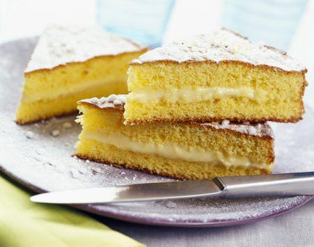 Dairy Free Classic Yellow Cake Recipe