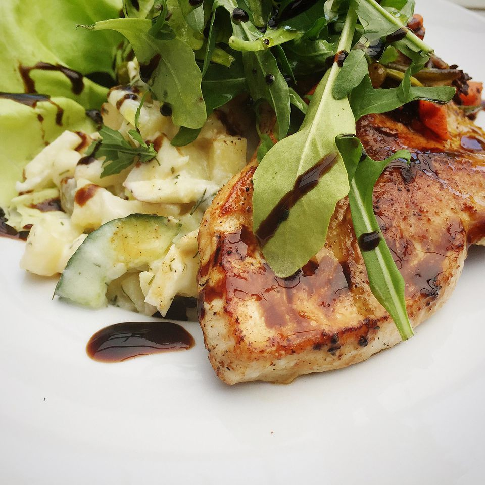 Grilled Chicken Soy Sauce