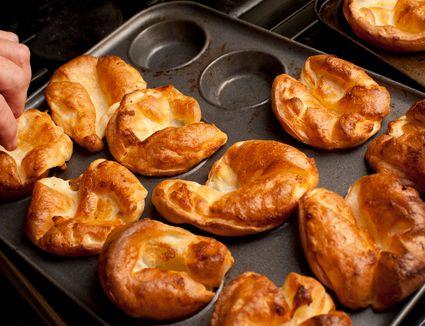 Yorkshire pudding baking sheet