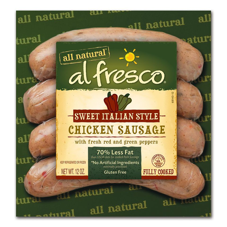 Al Fresco Chicken Sausages