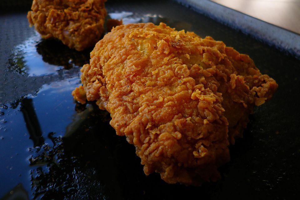 Crispy Grilled Chicken Recipe