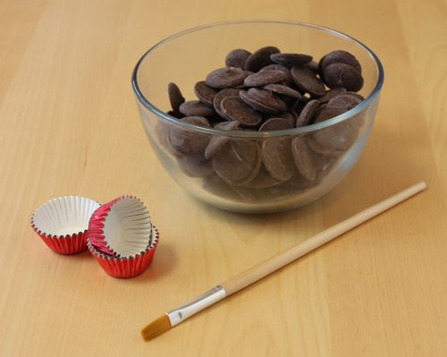 Chocolate Cups photo