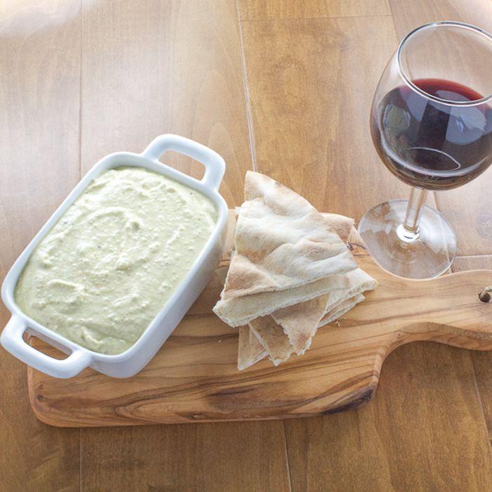 Tyrosalata | Salsa picante de queso feta