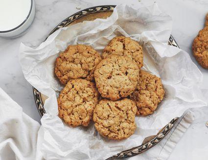 British Hobnob Biscuits (Cookies)