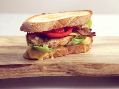 Try This Bondi Portuguese Chicken Burger Recipe