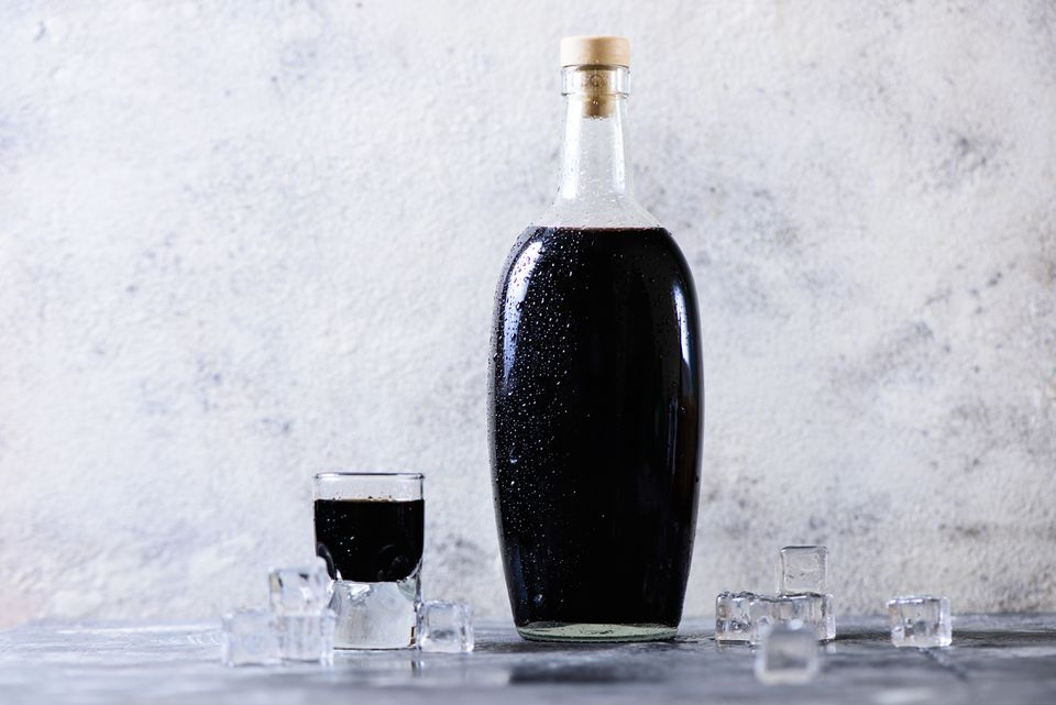 Black Vodka Recipe