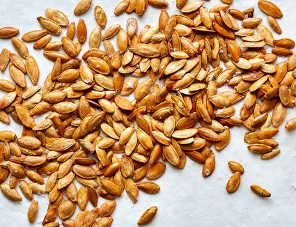 Basic Roasted Pumpkin Seeds With Variations