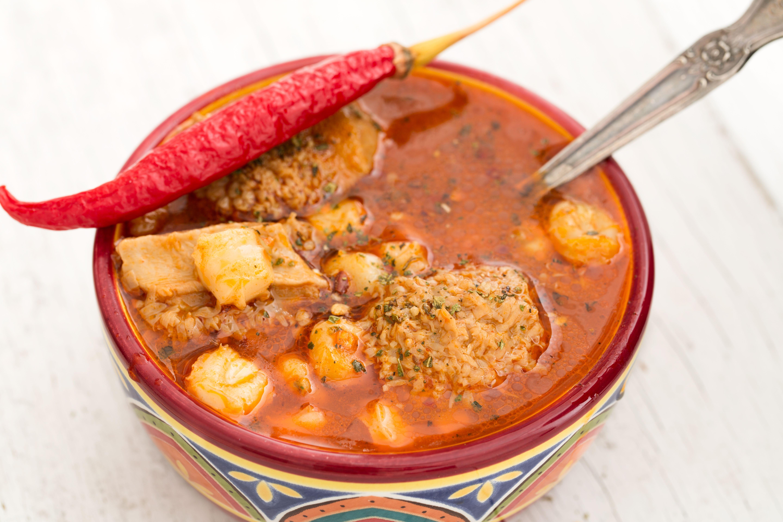 Menudo Mexican Tripe Soup