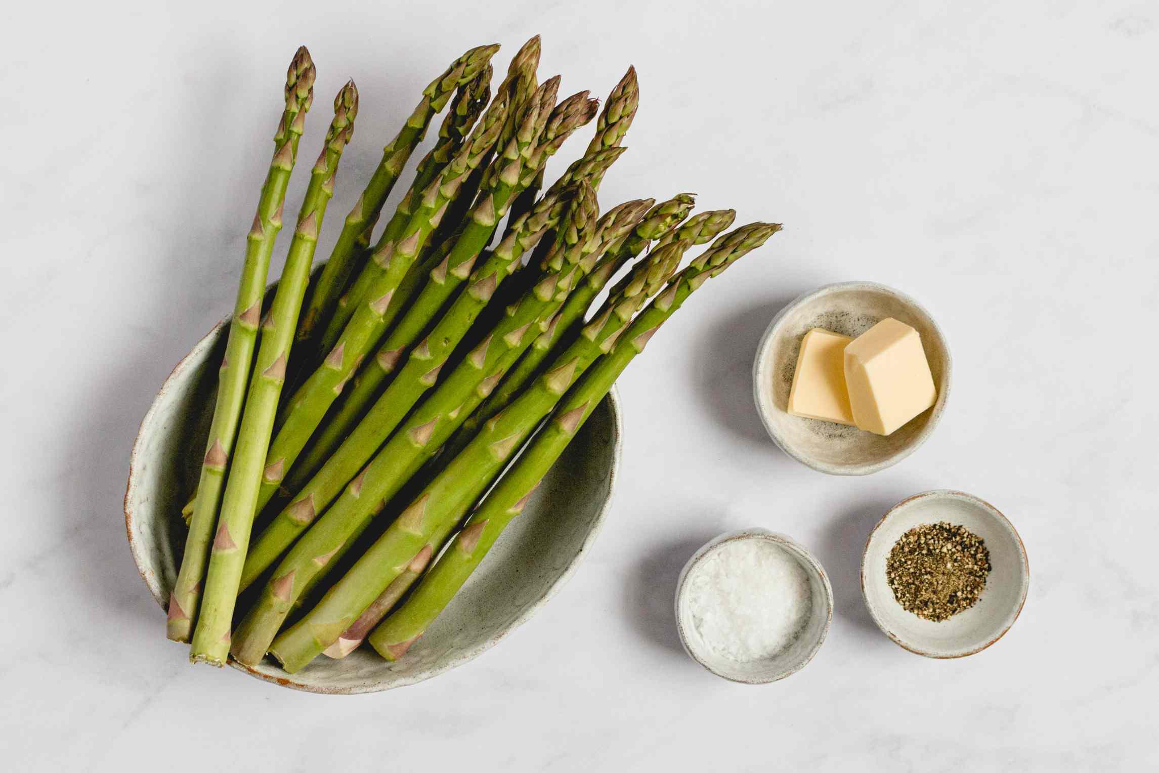 Tender Asparagus ingredients