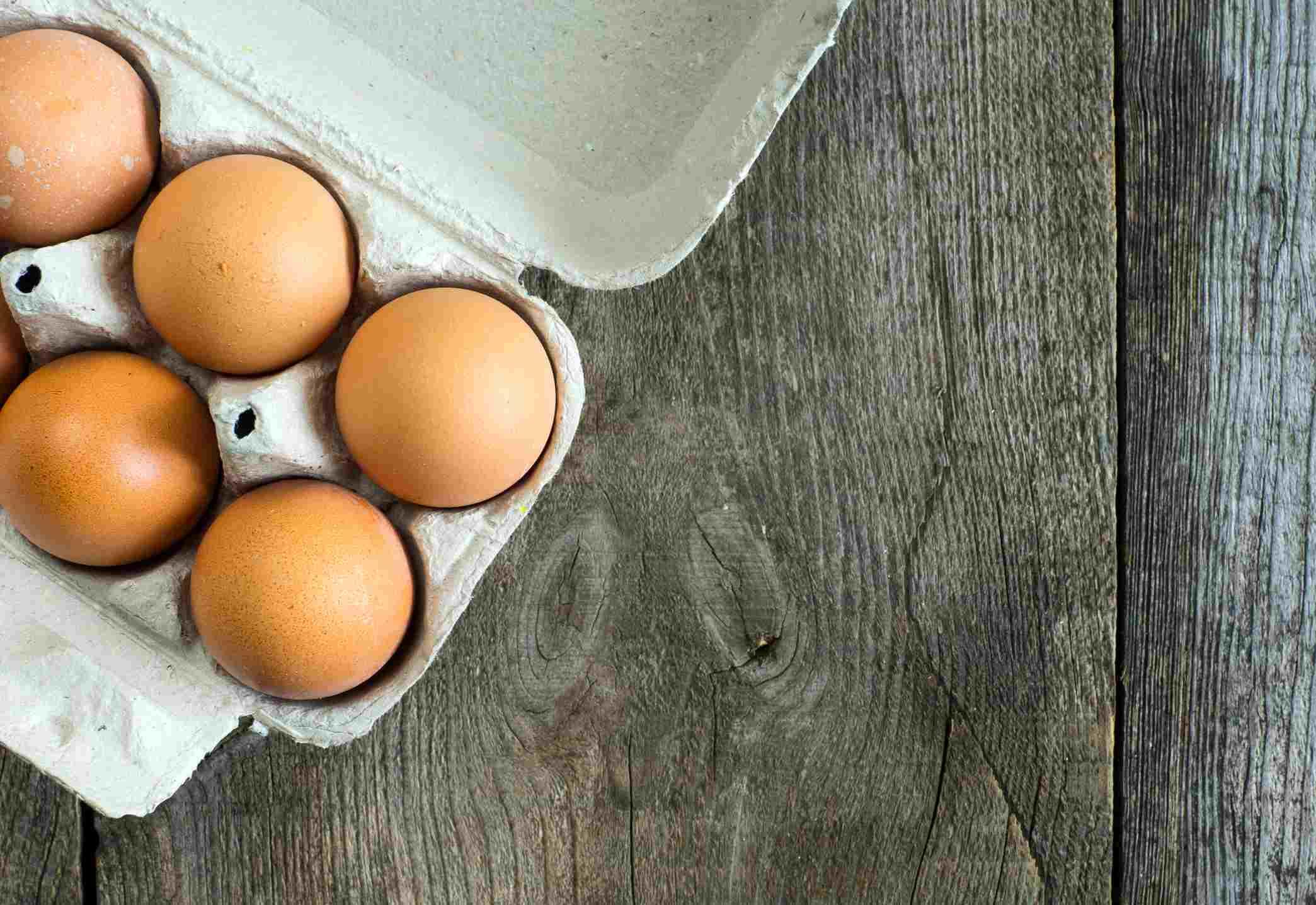 Omega-3 eggs