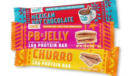 UNiTE Food High Protein Bar