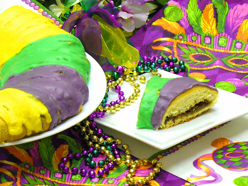 king, cake, recipes, mardi, gras, coffee, cake, receipts