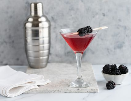 Blood martini recipe
