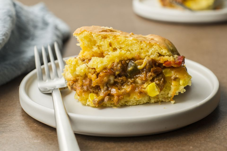 Easy tamale pie recipe