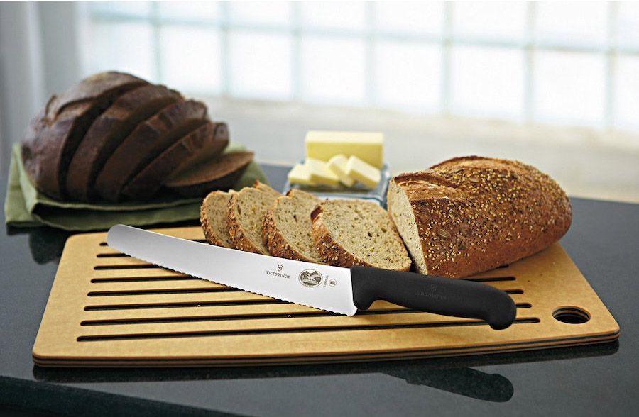 Victorinox Swiss Army 10.25-Inch Bread Knife