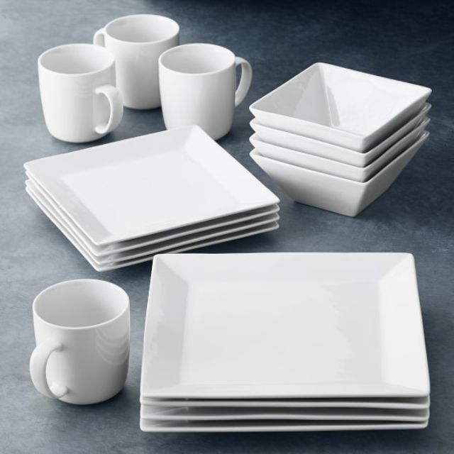 The 8 Best Dinnerware Sets Of 2020