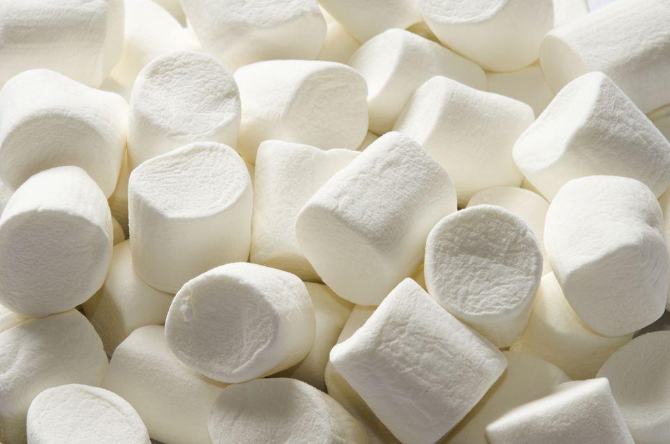 Traditional marshmallows