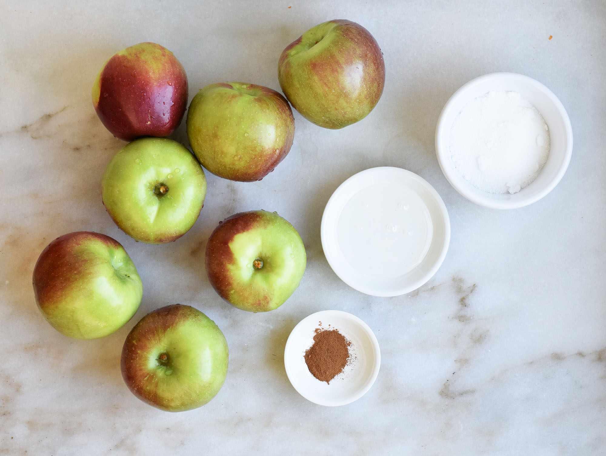 apple chips ingredients