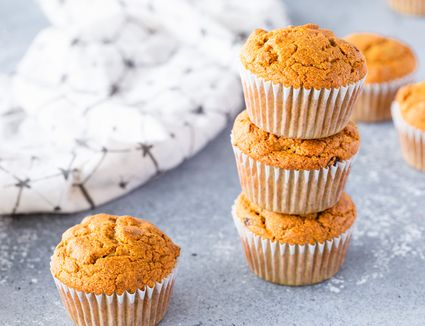 Vegan Pumpkin Muffins recipe