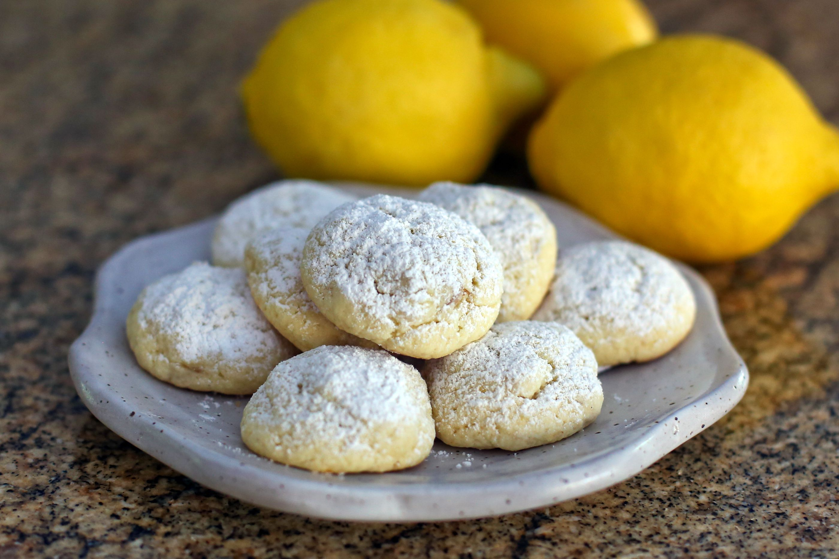 Pucker Up for These Zesty Lemon Cookie Recipes