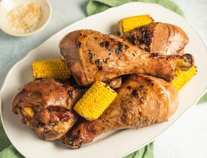 Festival turkey leg recipe