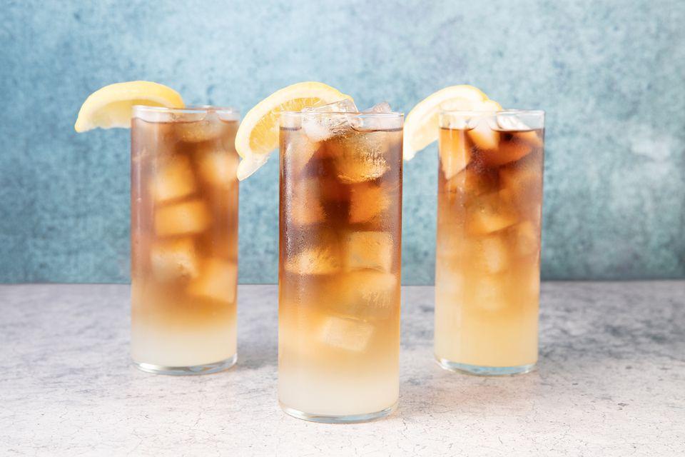 Texas Tea Cocktail