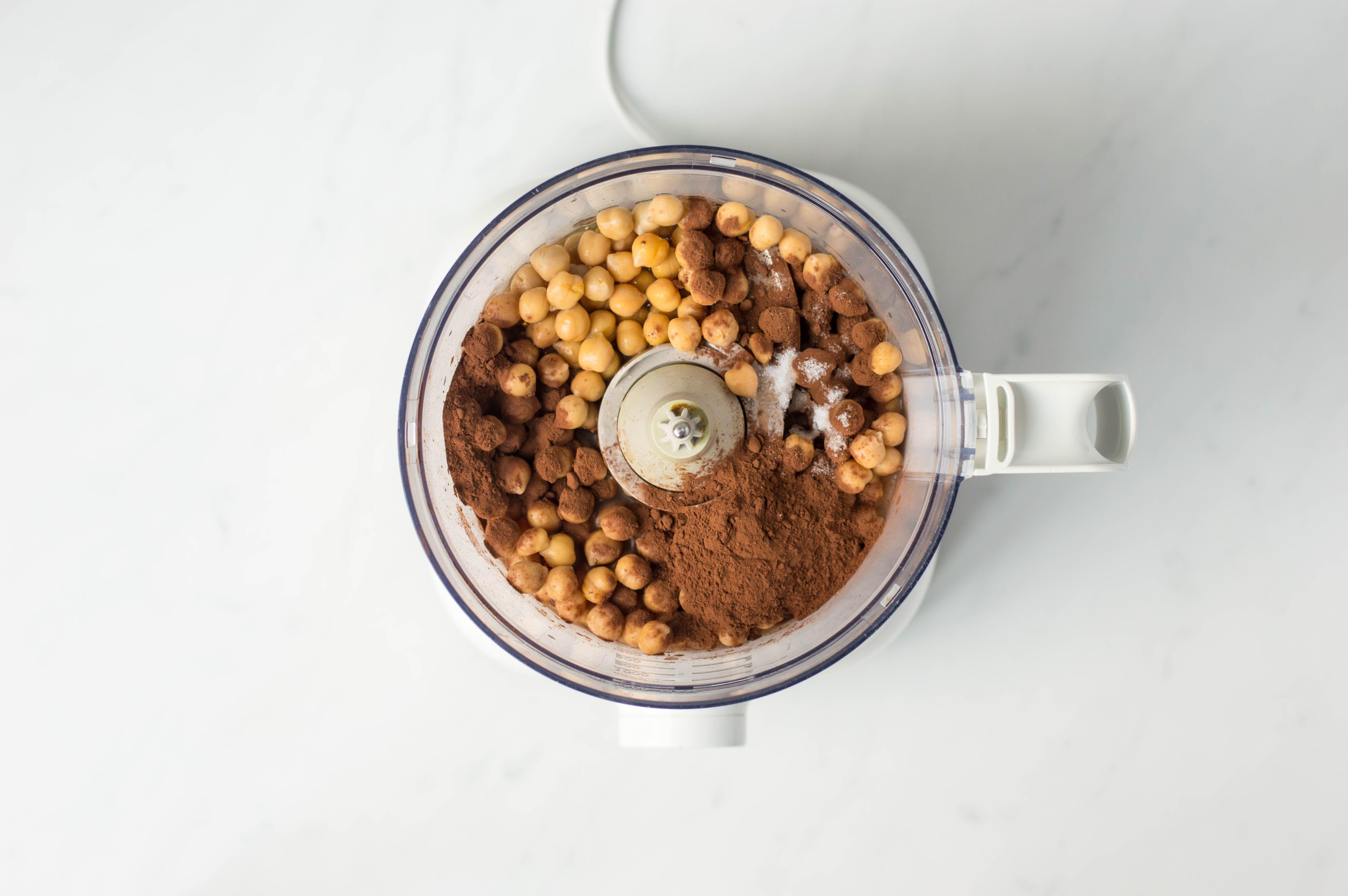 Combine ingredients in food processor