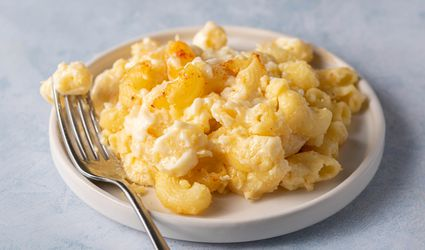 Easy Macaroni and Cheese Casserole