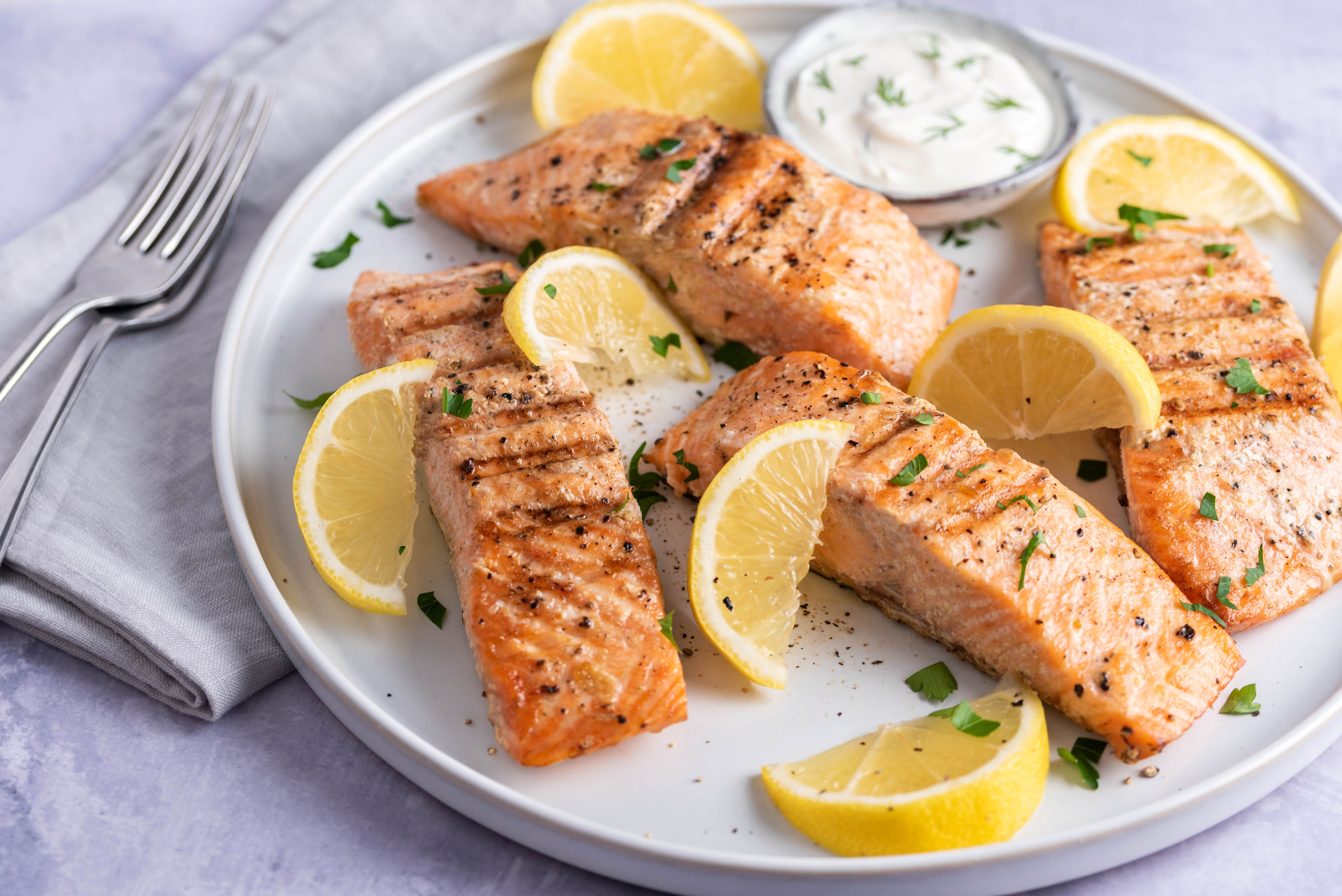Grill Salmon Perfectly In 7 Easy Steps Recipe