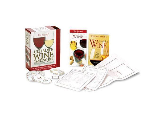 Wine Spectator Ultimate Wine Tasting Kit