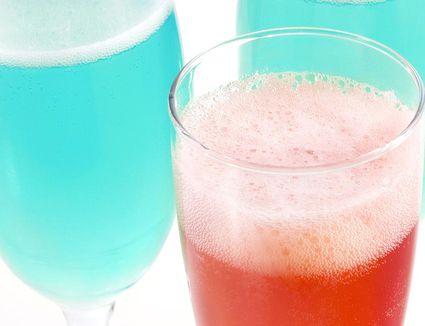 Blushing Bride cocktail