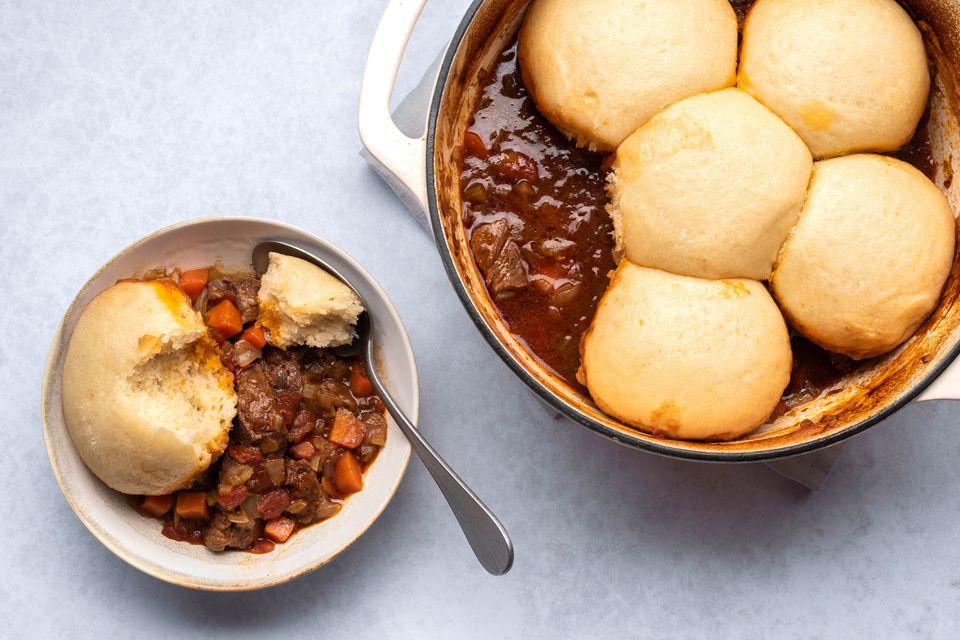 Madombi (Dumplings)