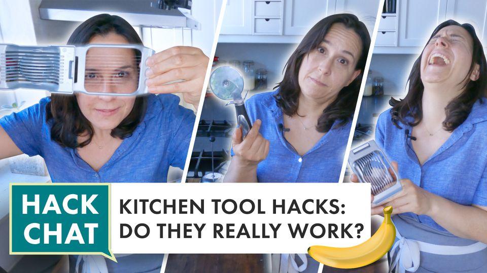 Kitchen Tool Hacks